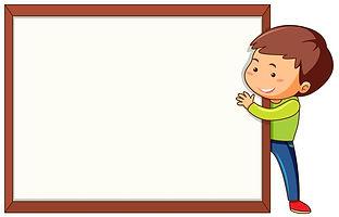 vector-a-boy-and-blank-frame.jpg