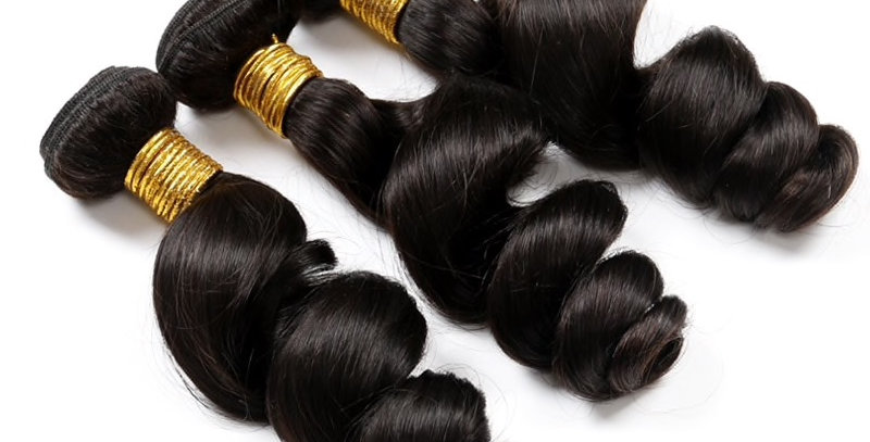 3 Loose Wave Bundles