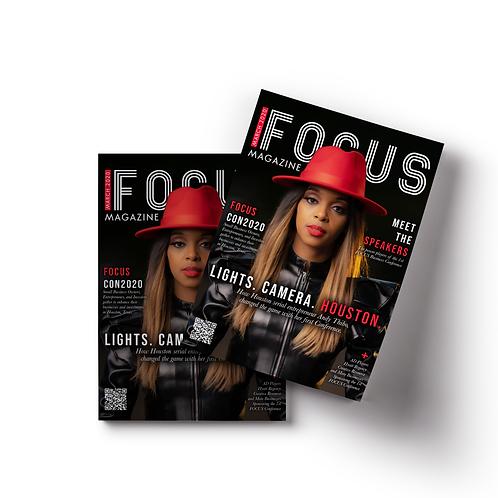 FOCUS Magazine Ad Space