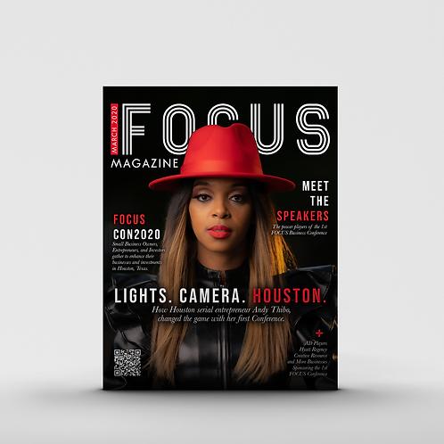 PRINT Focus Magazine - March 2020