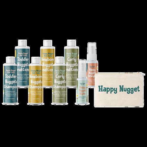 Happy Nugget Travel Kit