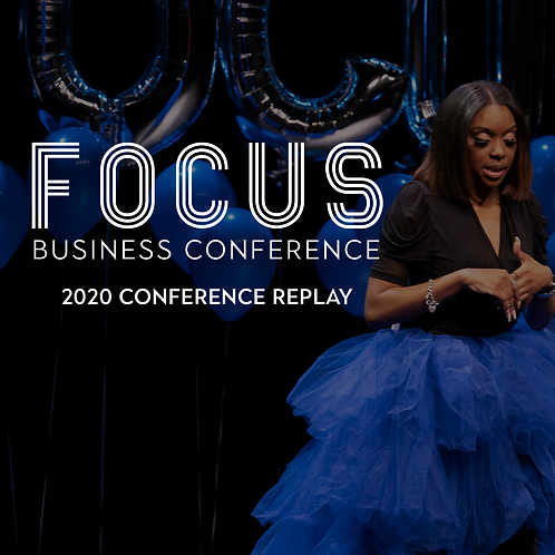 2020 FOCUS Conference Replay