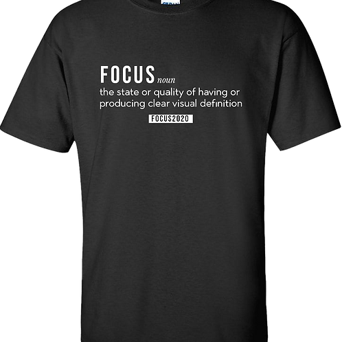 2020 Focus Definition Tee