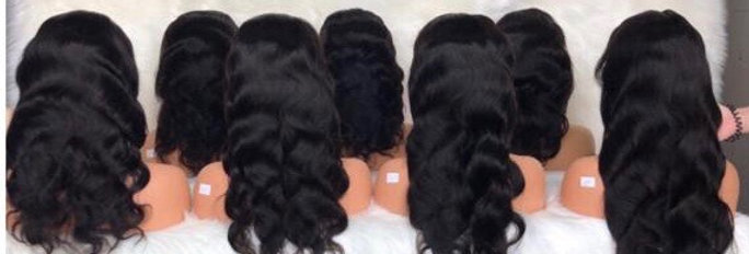 5x5 Deep Wave Closure Wig