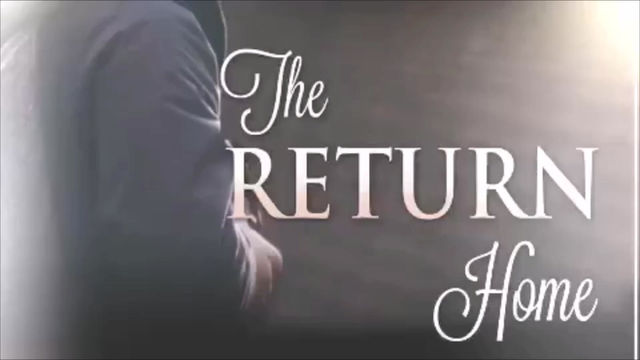 BOOK VIDEO for THE RETURN HOME ~ Releasing April 5, 2021