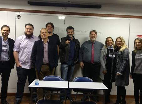 GT de Criminologia Cultural, no Sociology of Law, na Unilasalle