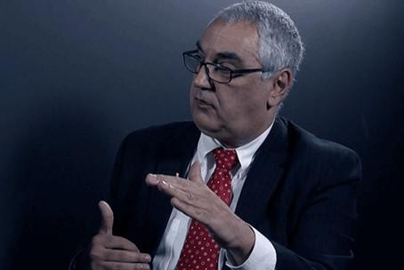 Boas-vindas ao professor Sérgio Salomão Shecaira