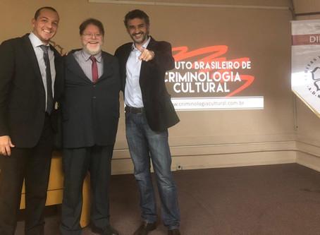 Criminologia cultural: um convite, evento na Ulbra Guaíba