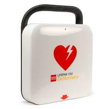 Lifepak CR 2 Fully Automatic English & Spanish WiFi