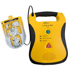 Defibtech Lifeline 100 Series Semi Automatic AED