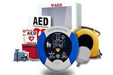 Heartsine 450P AED Package
