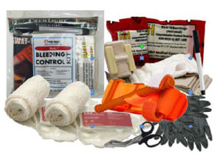Basic Slim Bleeding Control Kit 2