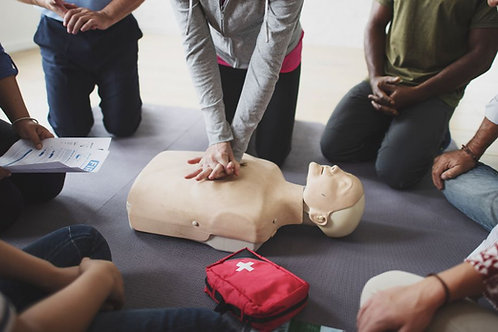AHA Heartsaver CPR & AED Course