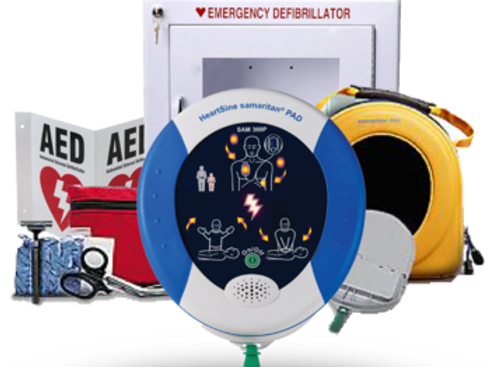 Heartsine 360P Automatic AED Package