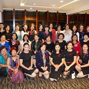 广东顺德区女企业家协会来访