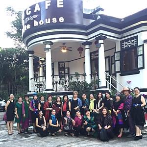 泰国清迈商专妇女协会访新交流会BPW Thailand-Chiangmai's Visit to Singapore