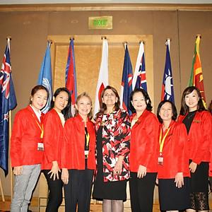 世界商专妇女协会亚太区会议 BPW Asia-Pacific Regional Conference 2016