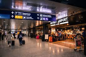Navigating International Airports
