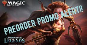 Commander Legends Preorders