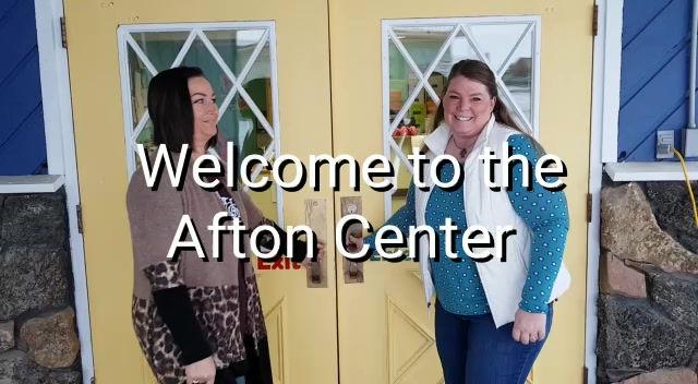 Afton Center Walkthrough