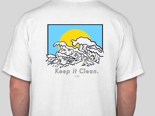 KEEP IT CLEAN T