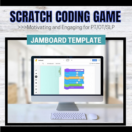 Jamboard Template: Code Moves Activity