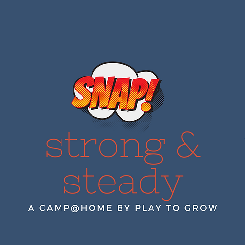 Strong & Steady