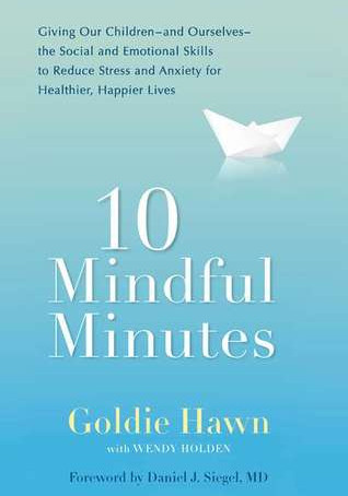 Book Club for Parents:  10 Mindful Minutes