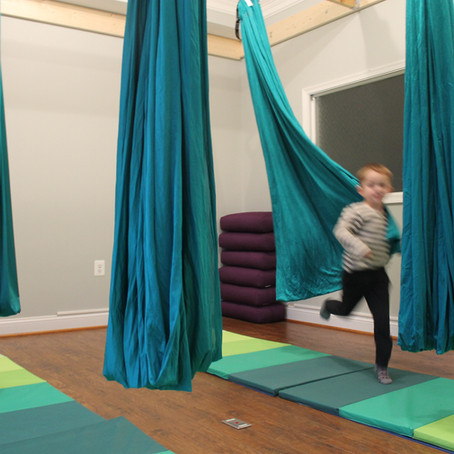 Kids Yoga: It's About Movement!