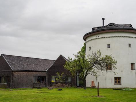 Holandský mlýn na Ostravsku