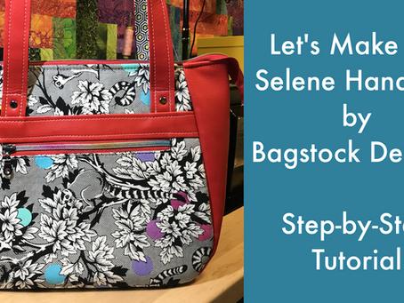 Let's Make the Selene Handbag by Bagstock Designs