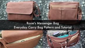 Rosie's Messenger Bag