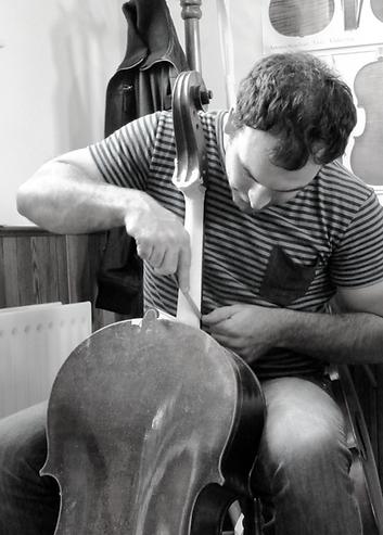 Proprietor of Taylor Violins