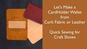 Let's Make a Cardholder Wallet