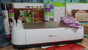 10-Things I Love About the Cricut Maker  @OfficialCricut