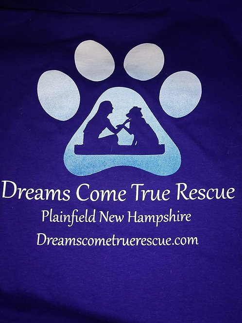 Dreams Come True Rescue T-Shirt