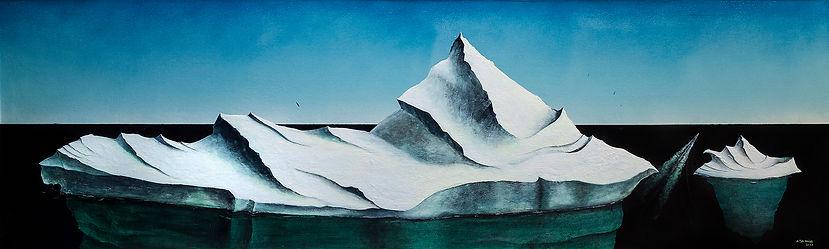 Anton Totibadze, Антон Тотибадзе, icebergs