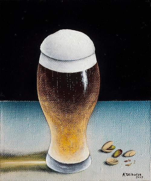Антон Тотибадзе, Anton Totibadze, пиво, beer, lager