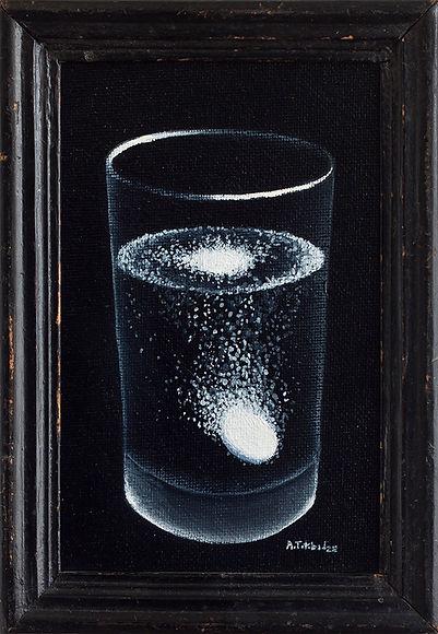 Антон Тотибадзе, миниатюра / Anton Totibadze, miniature