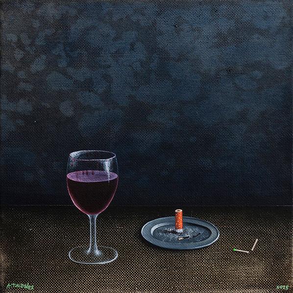Антон Тотибадзе, Anton Totibadze, Still life
