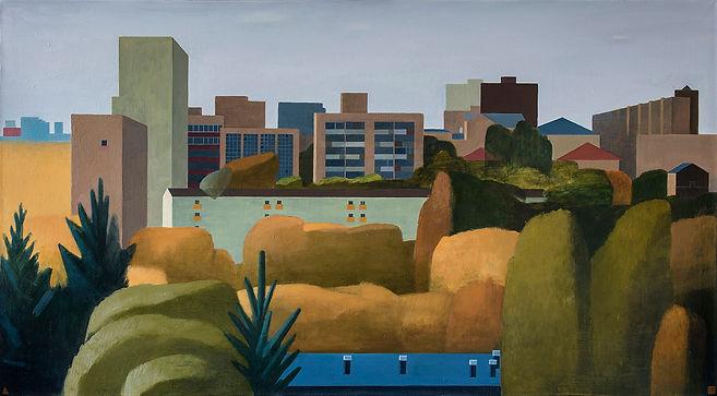 Alexandra Pasternak, Landscape, Саша Пастернак, картины