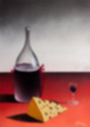 Антон Тотибадзе, сыр, вино Anton Totibadze, wine cheese