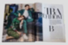 Vogue Russia, March 2016. Anton Totibadze, Alexandra Pasternak