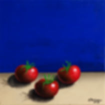 Антон Тотибадзе натюрморт, Anton Totibadze still life, tomato