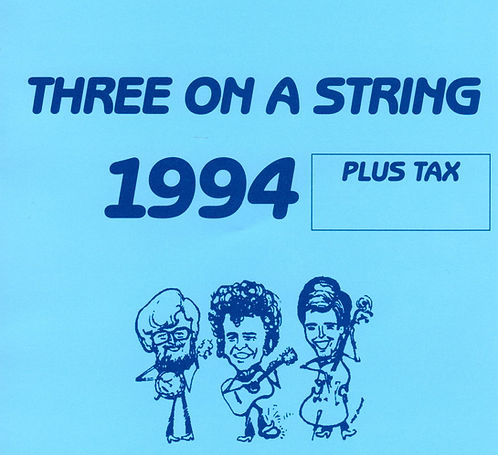 1994 Plus Tax - CD