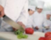 Preparación de comida