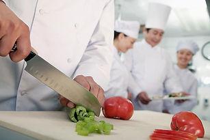 Preparazione del cibo