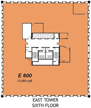 2000 N Classen - East Tower - 6th Floor.