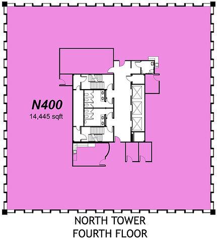 2000 N Classen - North Tower - 4th Floor