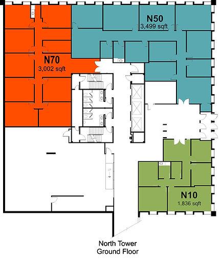 2000 N Classen - North Tower - 0 Ground
